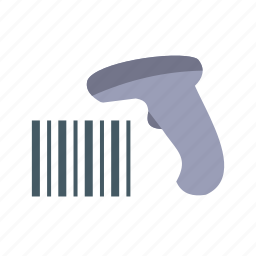 bar, barcode, code, display, reader, retail, scanner icon