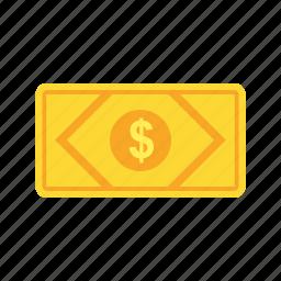 bills, business, cash, debt, dollar, dollars, money icon
