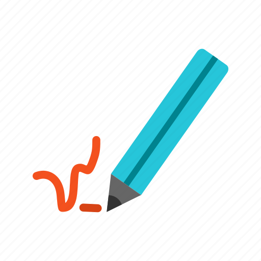 business, document, letter, office, pen, sign, signature icon