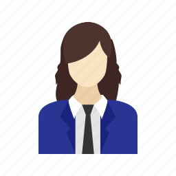 business, businessman, female, manager, people, phone, successful icon