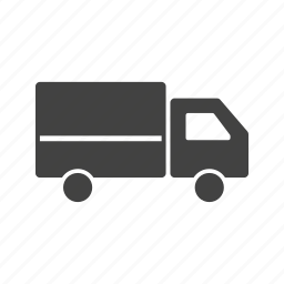 armored, cash, delivery, money, pickup, security, van icon