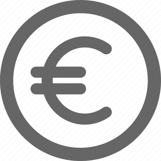 currency, dollar, euro, money icon