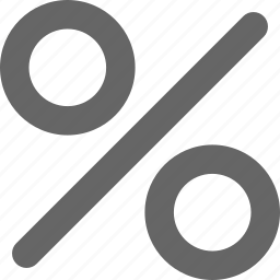 discount, percent, percentage icon
