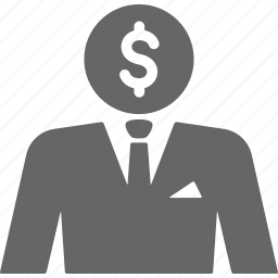 business, businessman, ecommerce, finance, financial, money icon