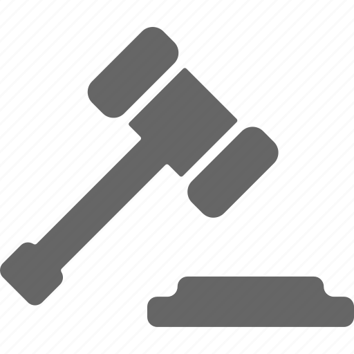 action, auction, hammer, law, lawyer, wrench icon