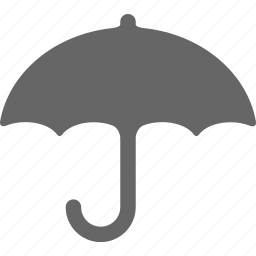 dry, insurance, rain, umbrella, weather icon