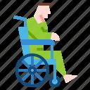 disability, disabled, handicap, hospital, medical, wheelchair
