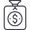bank, banking, business, finance, financial, investment, money, saving icon