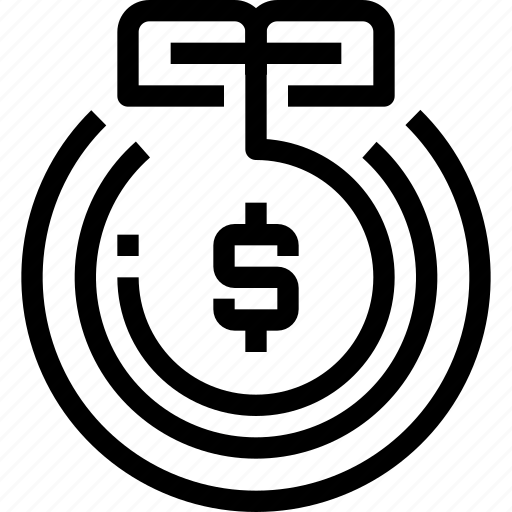banking, business, finance, growth, investment, money icon