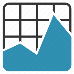 analytics, chart, report, sales, statistics icon