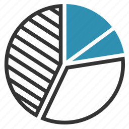 analytics, chart, pie chart, report, sales icon