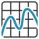 analytics, chart, report, statistics icon
