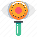 eye, magnificent, magnify, opportunity, target icon