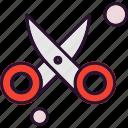 cut, scissor, scissors
