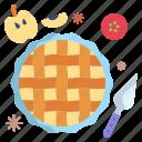 apple, pie
