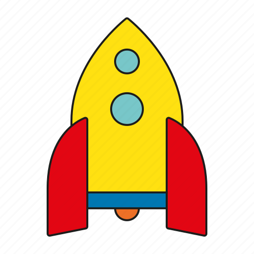 Rocket, science, space, spaceship, toys icon - Download on Iconfinder