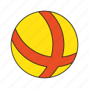 ball, football, soccer, sports, toys icon