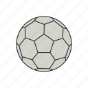 ball, equipment, games, handball, olympics, sports, team sports icon
