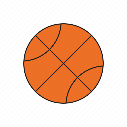 ball, basketball, equipment, games, olympics, sports, team sports icon