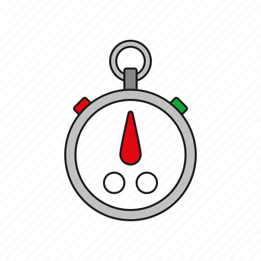equipment, games, olympics, referee, sports, stopwatch, timer icon