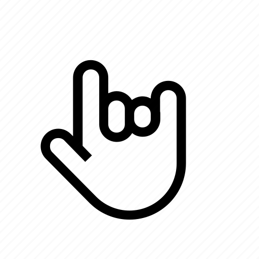 cursor, fingers, hand, hand-gesture icon