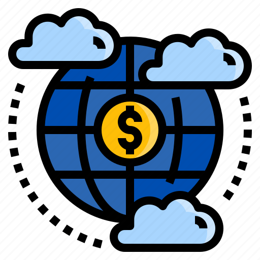 business, crowdfund, finance, fintech, funding, multicloud, platform icon