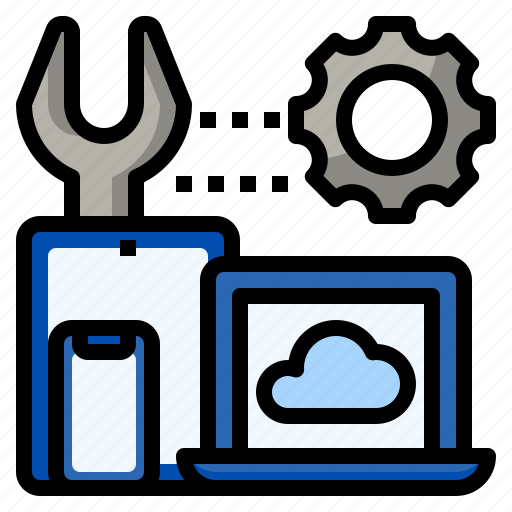 Adjust, cloud, device, restore, setting, sync icon - Download on Iconfinder