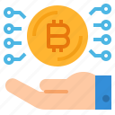 bitcoin, cryptocurrency, currency, money, rate