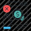 aml, anti, anti money laundering, laundering, money icon