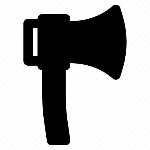 Axe, hatchet, medieval, tool, weapon icon - Download on Iconfinder