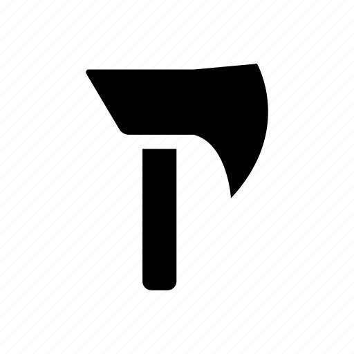 axe, equipment, fire, fire safety, tool, work icon