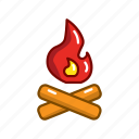 car, fire, firefighters, tool, worker icon