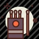 flames, hazard, matches, smoke icon