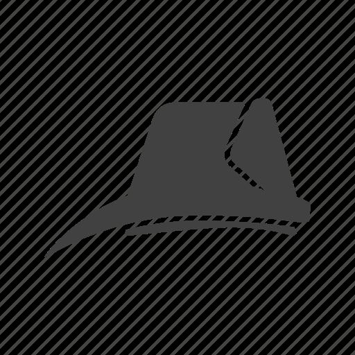 emergency, equipment, fire, fireman, hat, head, helmet icon