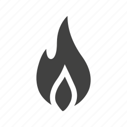 blaze, building, emergency, fire, firefighter, house, rescue icon