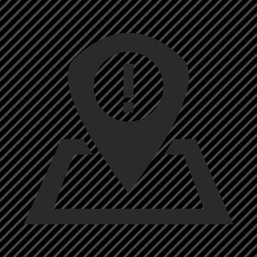 anti, location, map, poi, pointer, signal, theft icon