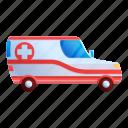 ambulance, car, doctor, emergency, medical