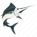 fish, food, kitchen, meal, sea, seafood, tuna icon