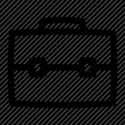 bag, business, documents, finance, portfolio icon