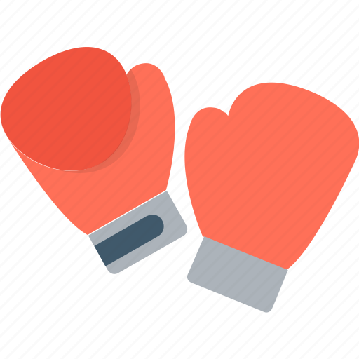 boxing, boxing gloves, gloves, punch, sports icon