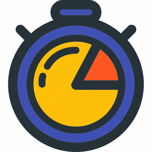 chronometer, control, fitness, gym, schedule, time, timer icon