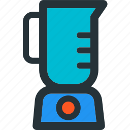 beverage, blender, drink, fitness, juice, mixer icon