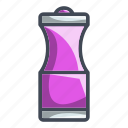 bottle, drin, water icon