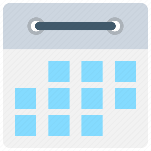 calendar, date, schedule, timeframe, timetable icon