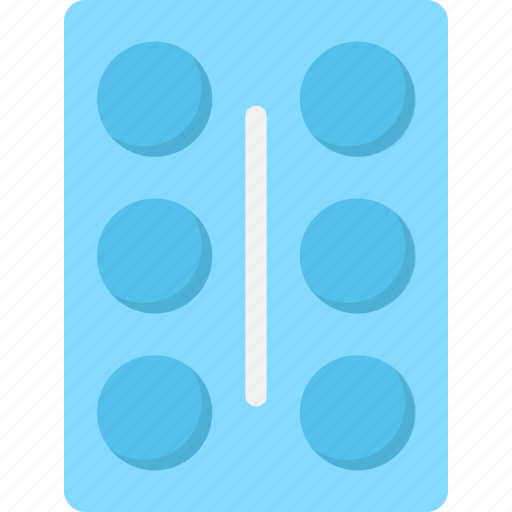 medical, pharmacy, pills, pills strip, vitamins icon