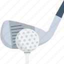 game, sport, golf, ball, golf putter