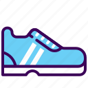 exercise, fitness, gym, shoes, sport, training icon