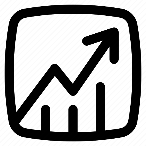 analize, analytics, graph, progress, report, statistics, up icon
