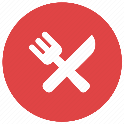 cutlery, fitness, food, health icon