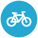 bicycle, bike, cycle, cycling, fitness, sport icon